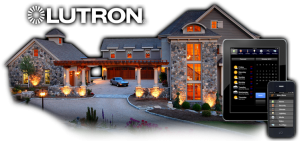 Lutron lighting-control