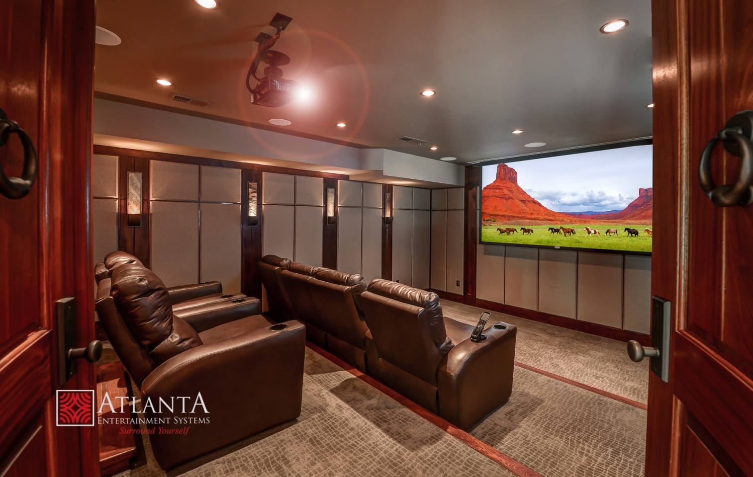 Home Theaters & Media Rooms