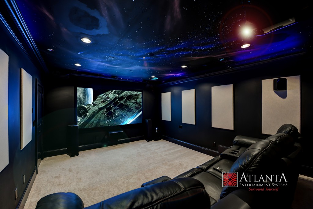 Home Entertainment Systems in Atlanta, Buckhead, Fayetteville, Marietta