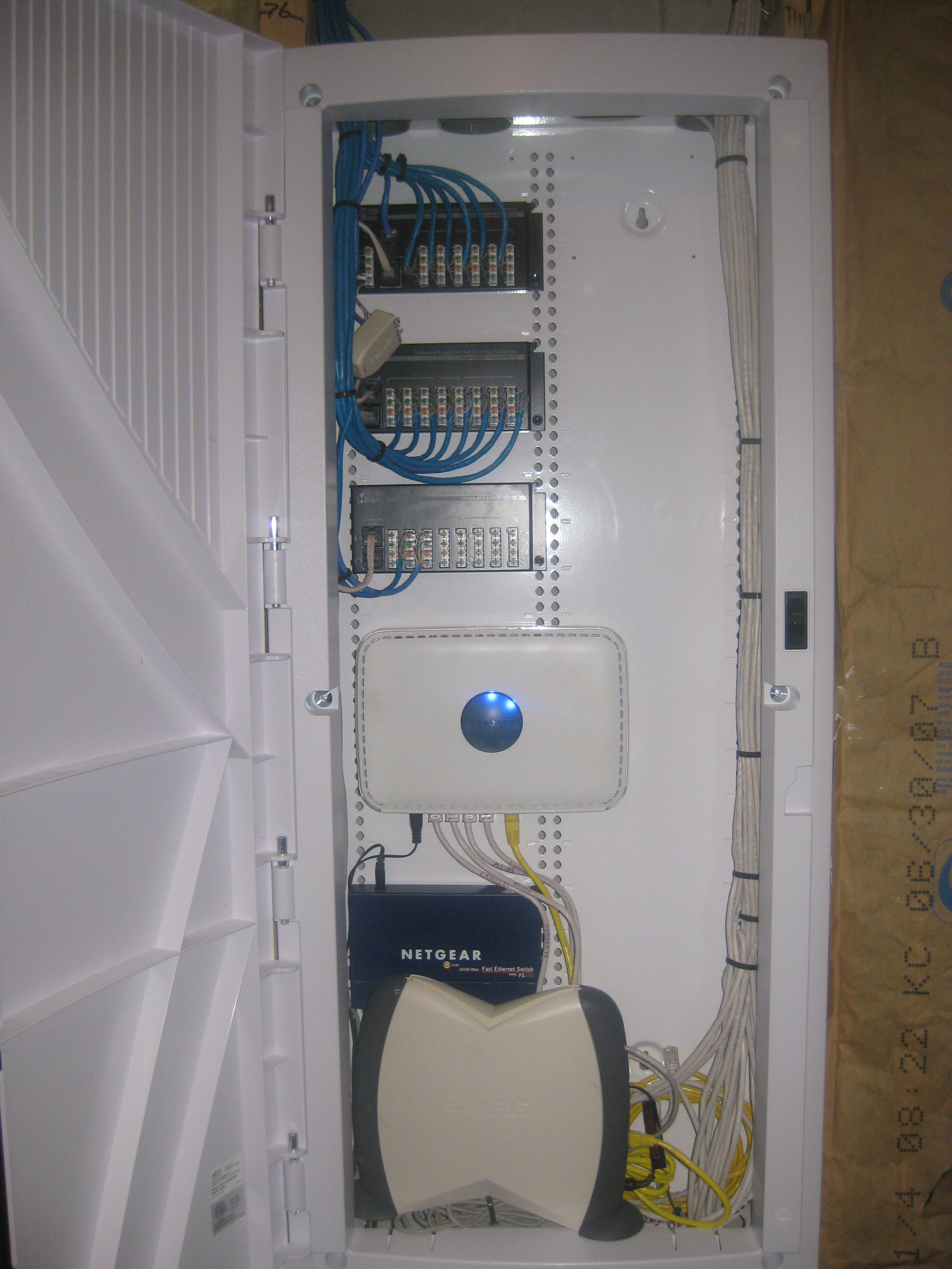 Structured Wiring Panel Layout Solutions Panels Home