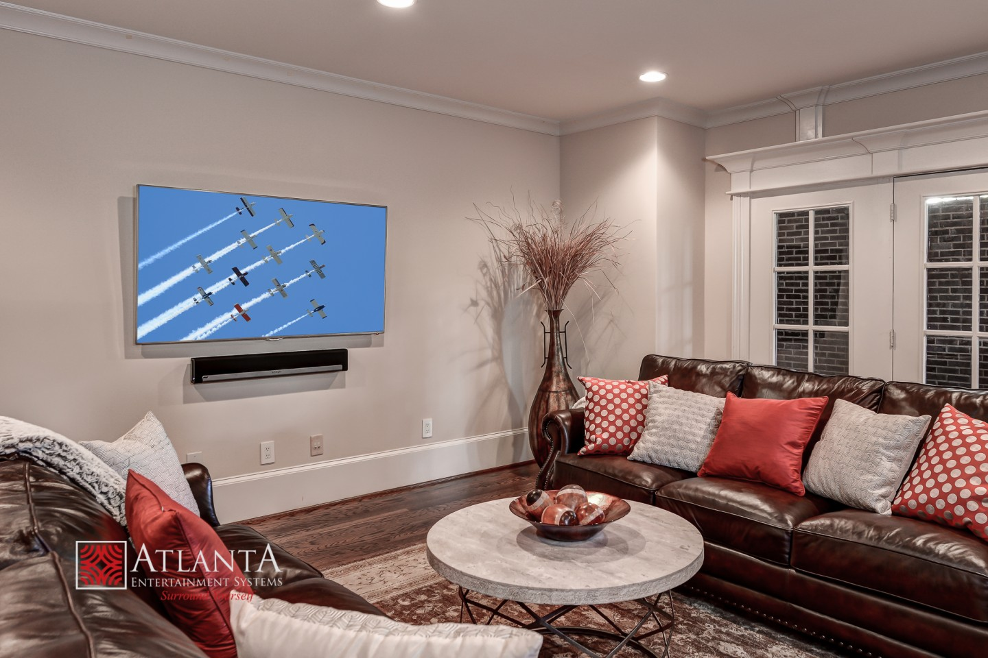 Tv Home Theater Installation In Griffin Newnan Peachtree City Entertainment Wiring Installations